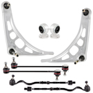 Non-xi Models Without Sport Suspension - Front End Suspension Kit