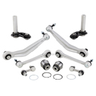 2002 BMW 540 Control Arm Kit 2