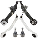 Front Lower Suspension Kit - Non 4Matic - Excluding Models With Active Body Control