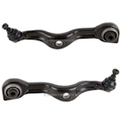 Front Lower Control Arm Pair - Hybrid - with Active Body Control [Code 487]