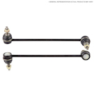 Sway Bar Link - Rear - 4WD