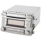 AM-FM-6CD Radio [OEM 96160-3J600-6Y or 00201-J7002]