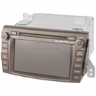 In-Dash Navigation Unit with Infinity Sound and XM Radio [OEM 96560-0A600 or 00201F210A]