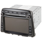 In-Dash Navigation Unit with Infiniti XM Radio and Bluetooth - Black in Color [OEM 96560-2M100VM5 or 00201-G211C-FLT]