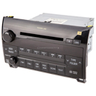 Radio-AM-FM-6CD-MP3 with Face Code A51828 [OEM 86120-0C191 or 86120-0C192]