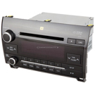 AM-FM-AUX-6CD with JBL Audio System and Face Code A51895 [OEM 86120-0C310]