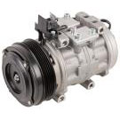 Mercedes Benz 190D                           A/C Compressor