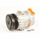 A/C Compressor and Components Kit 60-83110 RN