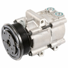 Mercury Grand Marquis New xSTOREx Compressor w Clutch