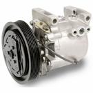 Infiniti G20 New xSTOREx Compressor w Clutch