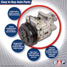 A/C Compressor 60-03798 NC
