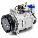 A/C Compressor 60-01751 NA
