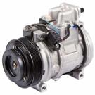 Mercedes_Benz S420                           OEM New with ClutchA/C Compressor