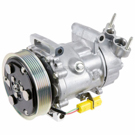A/C Compressor and Components Kit 60-86688 R2