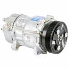 Volkswagen Beetle                         A/C Compressor