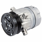 Isuzu Hombre New xSTOREx Compressor w Clutch