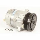 A/C Compressor 60-00973 NA