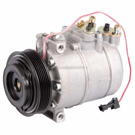 Saab 9-5 New xSTOREx Compressor w Clutch