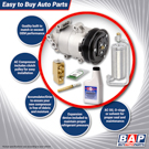 A/C Compressor and Components Kit 60-80180 RK