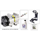 Mercury AC Compressor and Components Kit