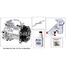 Oldsmobile AC Compressor and Components Kit