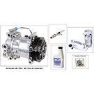 Chevrolet AC Compressor and Components Kit
