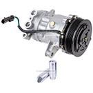 Dodge Durango A/C Compressor and Components Kit