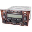 Radio-AM-FM-6CD with Face Code AD6901 and OEM  86120-AC132