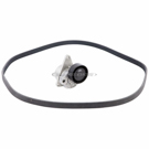 Serpentine Belt and Tensioner Kit 58-90010 SB