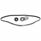 Dodge Avenger Serpentine Belt and Tensioner Kit