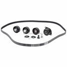 Porsche Serpentine Belt and Tensioner Kit