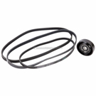 Serpentine Belt and Tensioner Kit