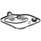 Serpentine Belt and Tensioner Kit 58-90038 SB