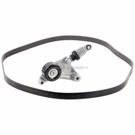 Scion tC Serpentine Belt and Tensioner Kit