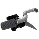 2.5L Engine - w/ CA Emissions - Brute Force Intake System - Gunmetal Gray