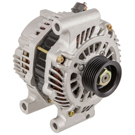 Lincoln Zephyr Alternator