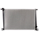 Mini Clubman Radiator