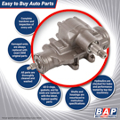 Power Steering Gear Box Infographic