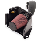SynthaMax Dry Filter - Incl. Intake Tube - Red - AirAid Intake System