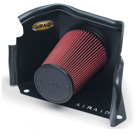 SynthaMax Dry Filter - w/o Intake Tube - Red - AirAid Intake System