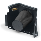 SynthaMax Dry Filter - w/o Intake Tube - Black - AirAid Intake System