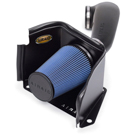 SynthaMax Dry Filter - Incl. Intake Tube - Blue - AirAid Intake System