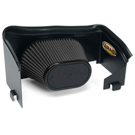 4.7L Engine - SynthaMax Dry Filter - w/o Intake Tube - Installs In 30 Minutes - Black - AirAid Intake System