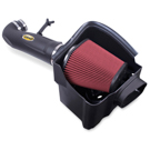SynthaFlow Oiled Filter - w/o Intake Tube - Red - AirAid Intake System