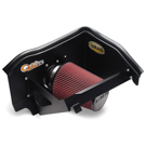 SynthaMax Dry Filter - w/o Intake Tube - Installs In 30 Minutes - Red - AirAid Intake System