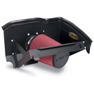 4.0L Engine - SynthaMax Dry Filter - w/o Intake Tube - Red - AirAid Intake System