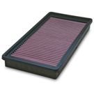 Mitsubishi Raider Air Filter
