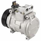 A/C Compressor 60-01357 NA