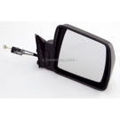 Omix-Ada 12035.10 Side View Mirror 1