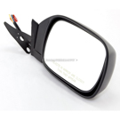 Omix-Ada 12035.18 Side View Mirror 1